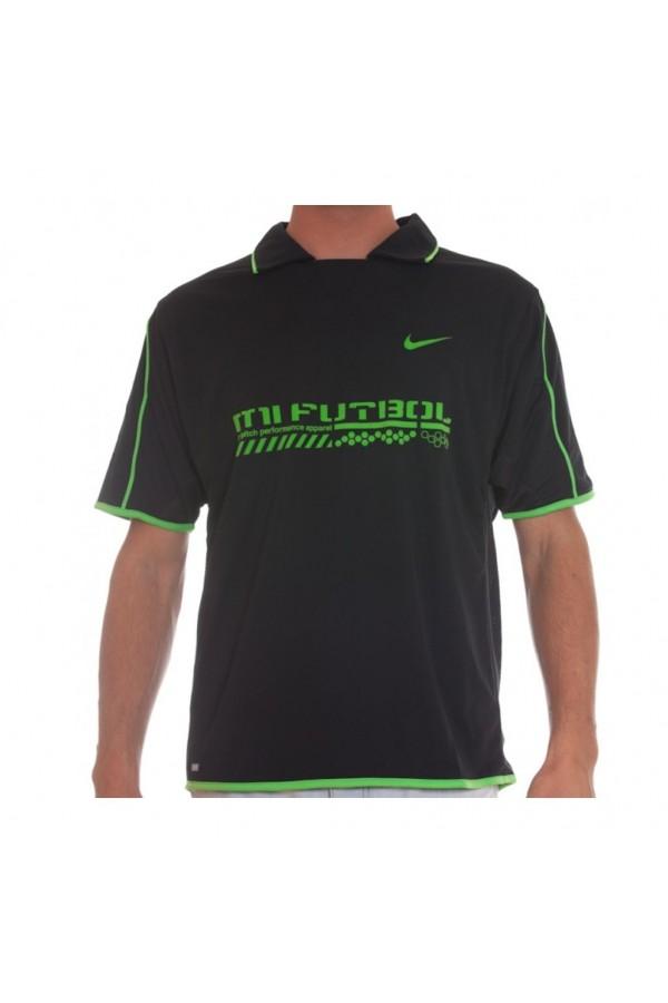 Nike - Мъжка тениска - черно