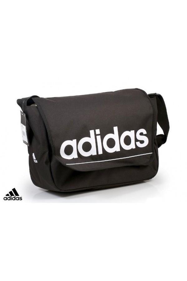 Adidas Liner - Адидас черна чанта