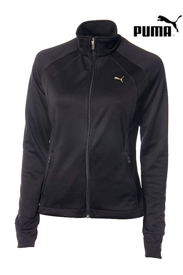 Puma TP Cover - дамско горнище в черно