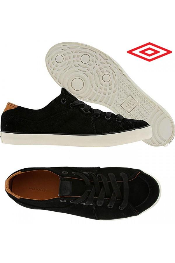 Umbro Milton - мъжки обувки - черен велур