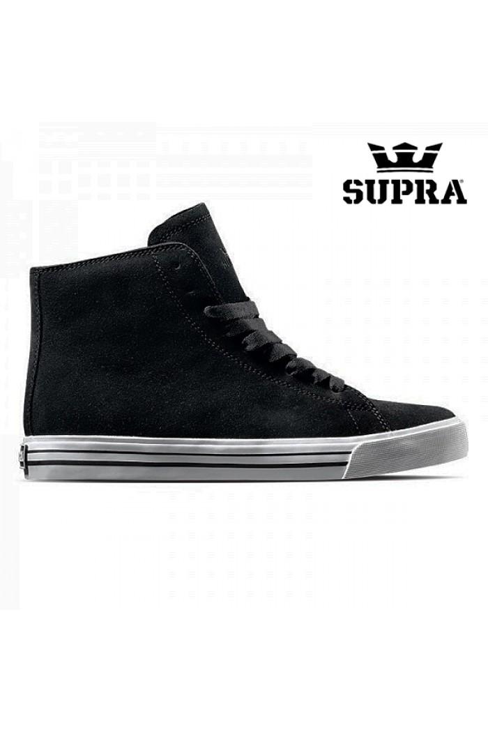 Supra Thunder - високи кецове в черно