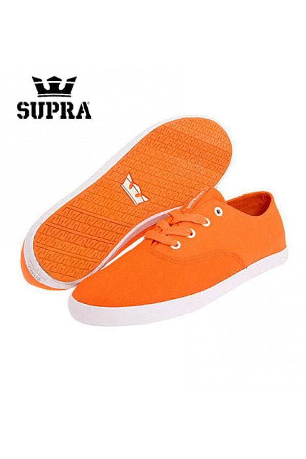 Supra The Wrap - кецове в оранжево